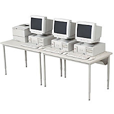 Bretford Basic Quattro Computer Table 32