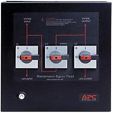 APC 20 kVa External Wall Mountable