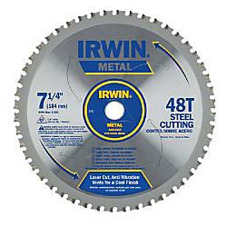 IRWIN Metal Cutting Circular Saw Blade