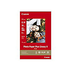 Canon PP201 Glossy Photo Paper Plus