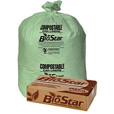 Pitt Plastics BioStar Compostable Liners 1