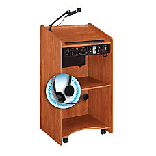 Oklahoma Sound Aristocrat Wireless Lectern 46