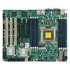 Supermicro X9SRE 3F Server Motherboard Intel