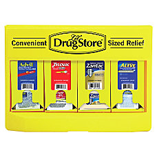 Lil Drugstore Single Dose 4 Medicine