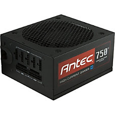 Antec High Current Gamer HCG 750M