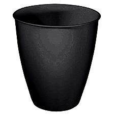 United Solutions Round Plastic Wastebasket 3