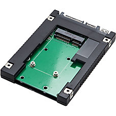 SYBA Multimedia Drive Bay Adapter InternalExternal