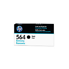 HP 564 Economy Yield Black Ink