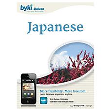 Byki Deluxe V4 Japanese Download Version