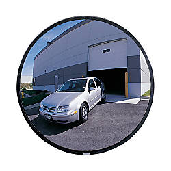 See All Round Glass Convex Mirror