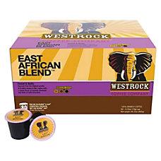 Westrock East African Blend Dark Roast