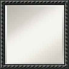 Amanti Art Pequot Wall Mirror 22