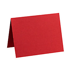 LUX Folded Cards A6 4 58