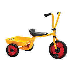 Winther Duo Tricycle With Tray RedYellowBlack