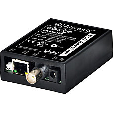 Altronix eBridge1CR IP over Coax Receiver