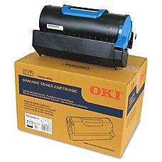 Oki Standard Toner Cartridge