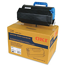 Oki Extra High Capacity Toner Cartridge
