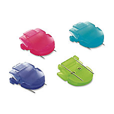 Advantus Brightly Colored Panel Wall Clip