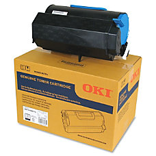 Oki High Capacity Toner Cartridge
