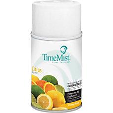 TimeMist Premium Air Freshener Refill Citrus