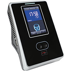 timeQplus FaceVerify Ethernet Time Clock 250