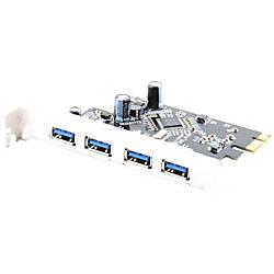 Sabrent USB 30 4 port PCI