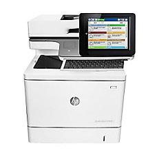 HP LaserJet M577z Laser Printer Copier