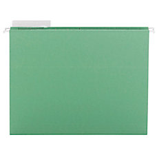 Smead Colored Hanging Folders 8 12
