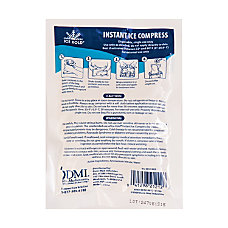 DMI Ice Kold Instant Ice Compress