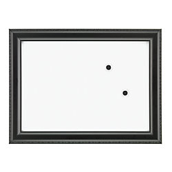 i e decorative magnetic dry erase board 18 x 24 white by. Black Bedroom Furniture Sets. Home Design Ideas