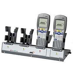 AML Four Position Terminal Charger