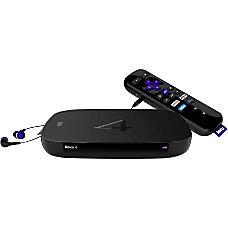 Roku 4 Network AudioVideo Player Wireless