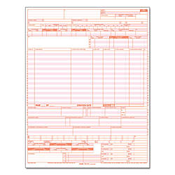 UB04 Hospital Claim Continuous Forms 1
