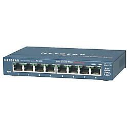 Netgear ProSafe FS108 Ethernet Switch