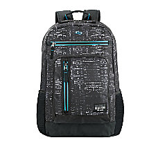Solo Midnight Backpack With 156 Laptop