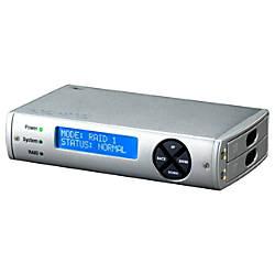 WiebeTech ToughTech Duo DAS Array - 2 x HDD Supported - 1.50 TB Supported HDD Capacity - 2 x SSD Supported - 1.50 TB Supported SSD Capacity