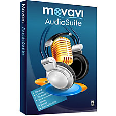 Movavi AudioSuite Personal Edition Download Version
