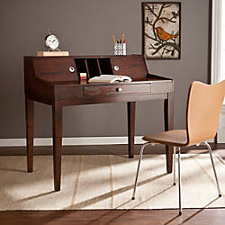 Southern Enterprises Humphrey Sliding Door Desk