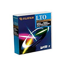 Fuji LTO Cartridge 20 40MBSec 100GB200GB