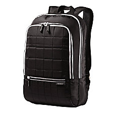 Samsonite Quilted Laptop Backpack With 156