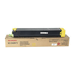 Sharp SHRMXC40NTY Yellow Toner Cartridge