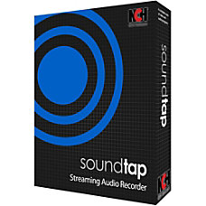 SoundTap Streaming Audio Recorder Download Version