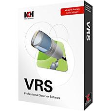 VRS Recording System Basic 1 Line