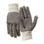 North Safety PolyCotton Gloves Large White
