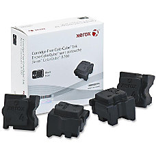 Xerox Solid Ink Stick Black Solid