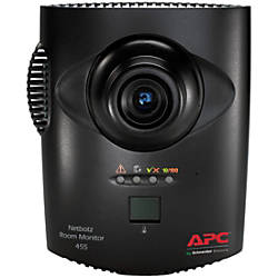 APC NetBotz Room Monitor 455 Security