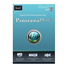 Serif PanoramaPlus X4 Download Version