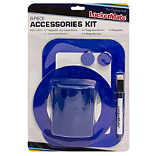 LockerMate Locker Accessory Kit Blue