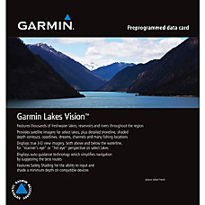 Garmin Lakes Vision West