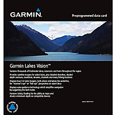 Garmin Lakes Vision Northeast